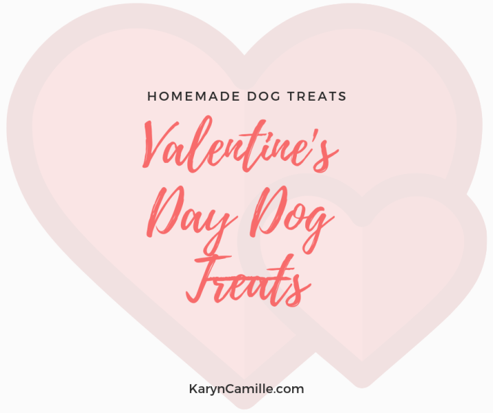 Valentine's Day Doggo Cookies